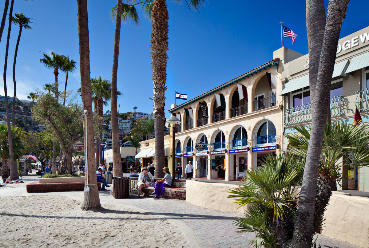 Exterior Hotel - Catalina Island